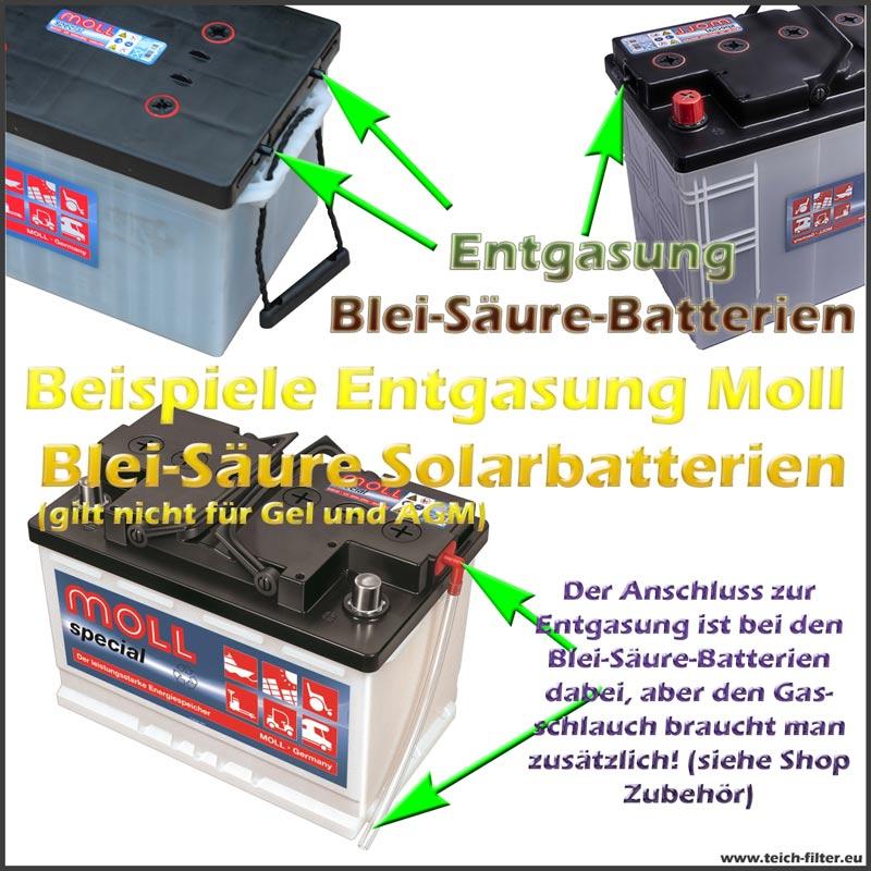 solarbatterie 130 140ah 12v moll f r gartenhaus. Black Bedroom Furniture Sets. Home Design Ideas