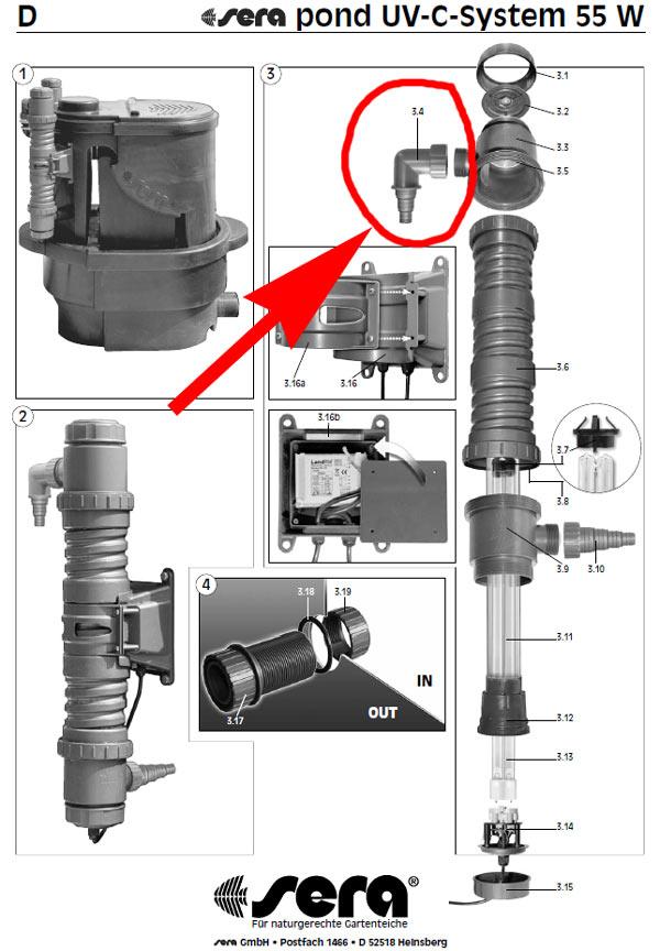 sera-ersatzteile-uvc-klaerer-55w-winkelanschluss