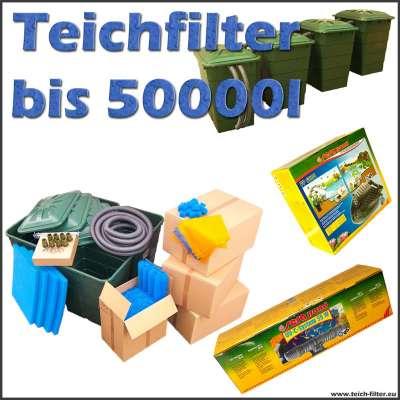 Teichfilter 50000 Kingsize