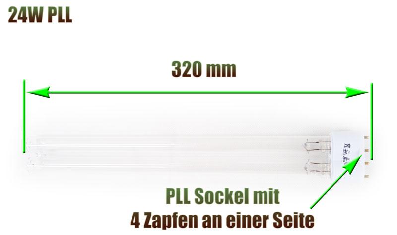 uvc-ersatzlampe-pll-eco-philips-sockel-320-mm-24-watt-klaerer-koi-osaga-xclear-aquaforte-oase-sera