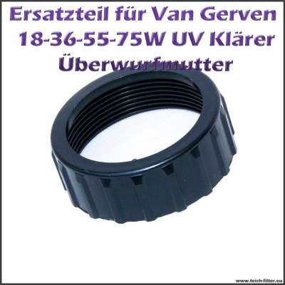 Überwurfmutter Van Gerven 78 mm