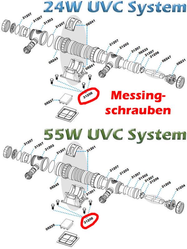 sera-24-55-w-uvc-system-messingschrauben-31208