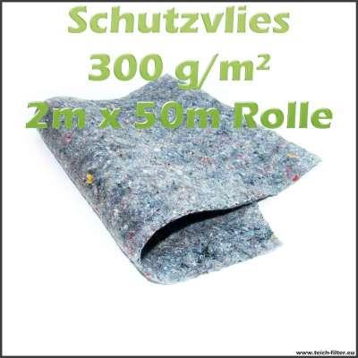 Vlies,Schutzvlies 450 g Auf der Rolle sind 50 m² m²