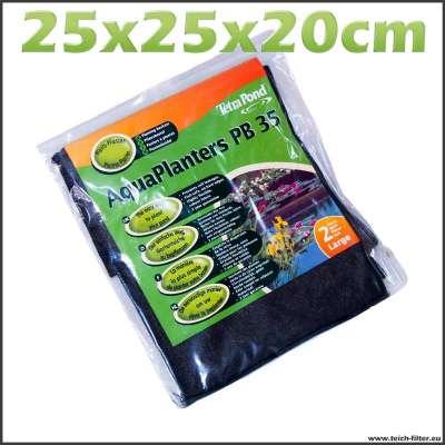 25 x 25 x 20 cm Körbe für Teichpflanzen von Tetra PB35