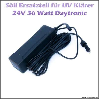 15255 Daytronic 24V für Söll UV Klärer 36W
