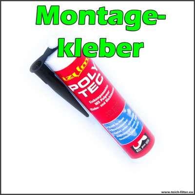 290 ml Kartusche Poly Tec Montagekleber