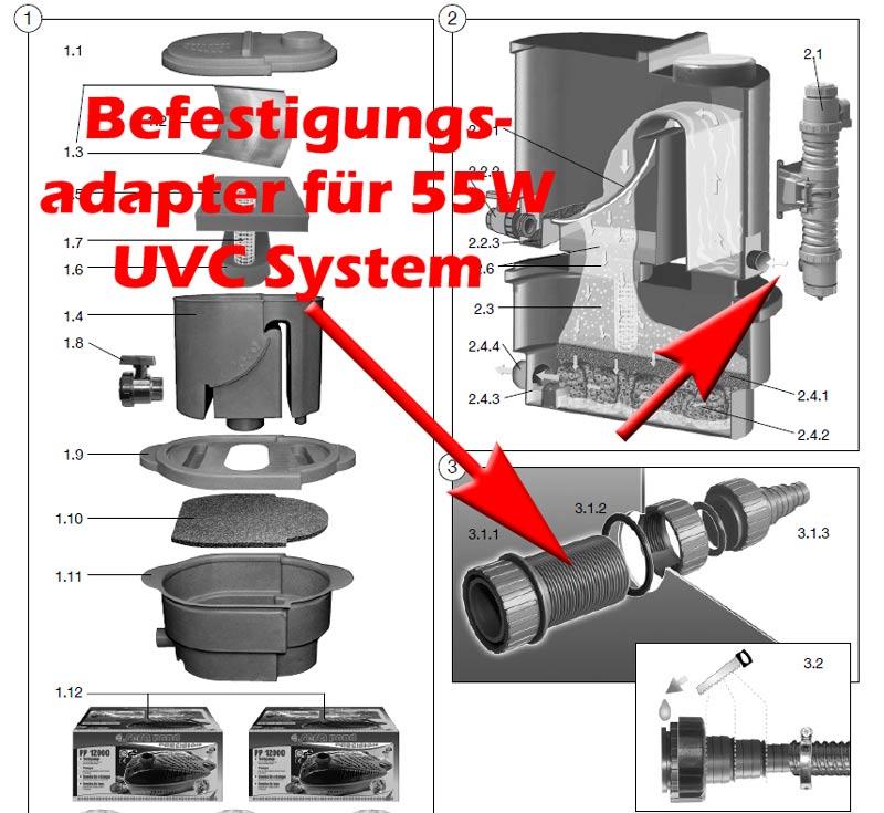 sera-pond-55w-uvc-system-teichfilter-professional-befestigungsadapter-08227