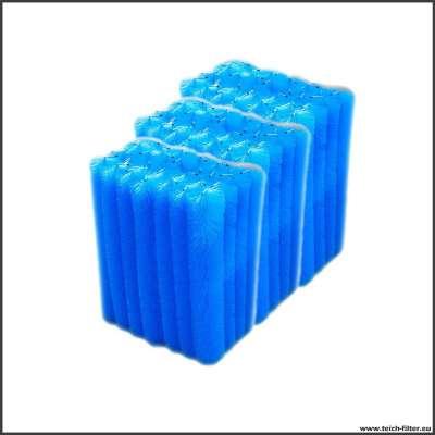 80 Stück Filterbürsten mit je 80cm Länge für IBC Teichfilter