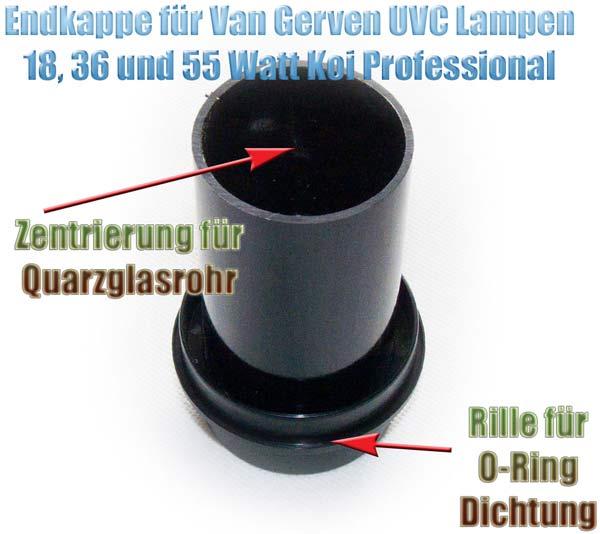 UVC Geräte Garten & Terrasse Ersatztrafo 18 36 Watt für Van