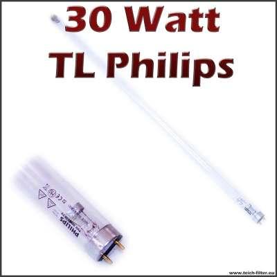 30 Watt UV Röhre Philips TL für Teichklärer