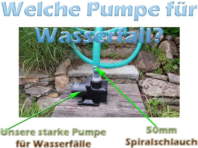 wasserfall-welche-pumpe