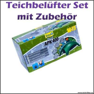Tetra Teichbelüfter Set APK 400 mit Zubehör