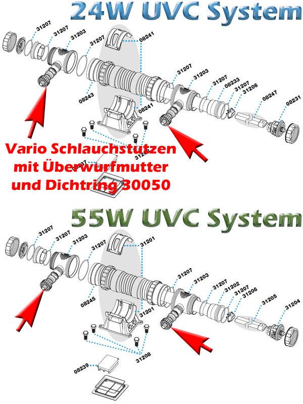 sera-24-55-w-uvc-system-vario-schlauchstutzen-30050
