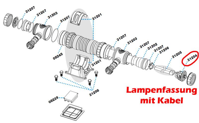 sera-pond-55w-uvc-system-lampenfassung-kabel-31204