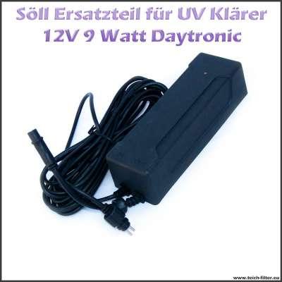 15234 Daytronic 12V für Söll UV Klärer 9W