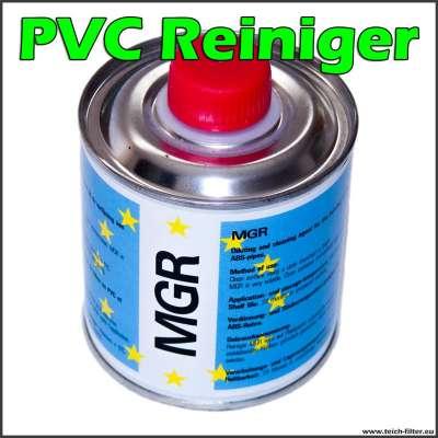250 ml PVC Reiniger in der Dose zum Entfetten von Klebestellen