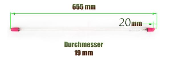 uvc-ersatzlampe-rot-40w-van-gerven-aquaforte-xclear-ultra-flex-brenner-t5-4