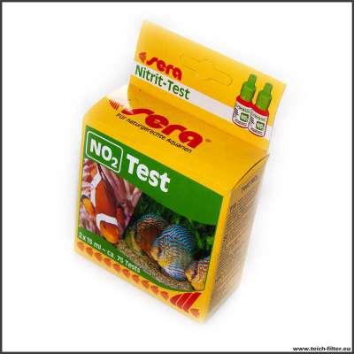 Sera Pond NO2 Test Wassertest für Nitrit