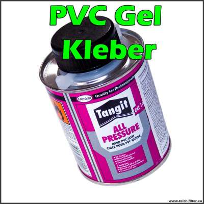 250 ml Tangit All Pressure Gel Kleber für PVC Fittings