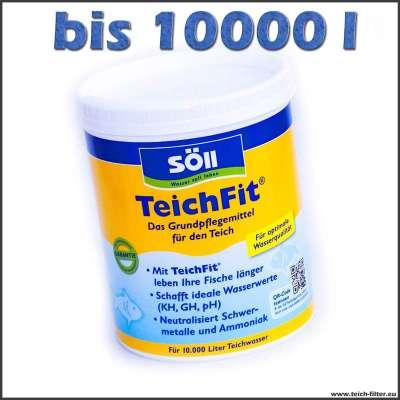 1 kg Teichfit bis 10000 l Wasser für GH, KH und pH