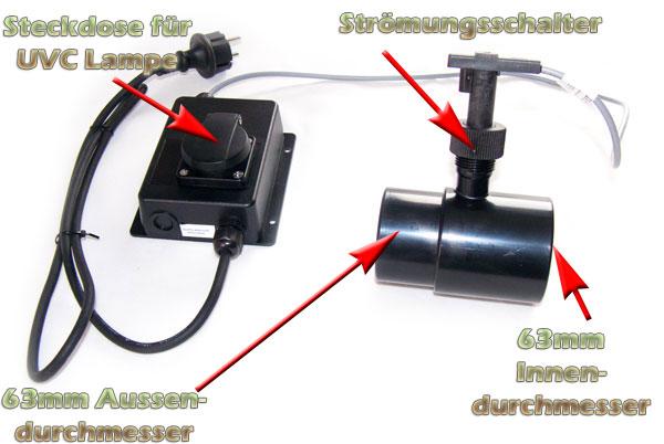stroemungsschalter-mit-steckdose-fuer-uvc-lampe-teichpumpe