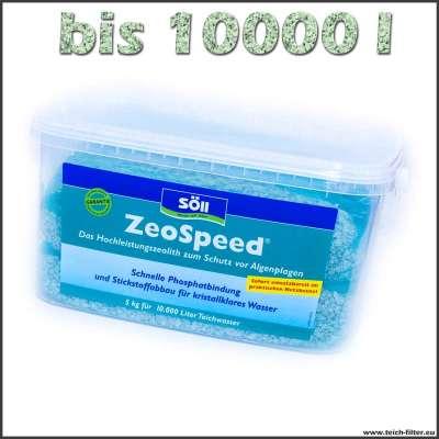 5 kg Söll Zeolith Phosphatbinder bis 10000 l Wasser