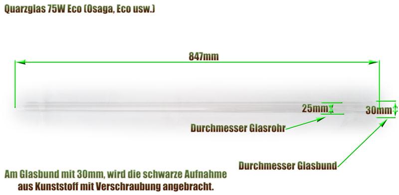 quarzglas-eco-osaga-75w-uvc-klaerer-ersatz-abmessung-847mm-laenge-glasrohr-edelstahl