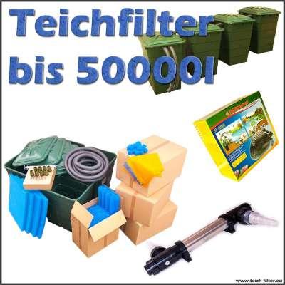 Teichfilter Koi Premium 50000