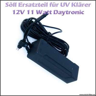 15253 Daytronic 12V für Söll UV Klärer 11W