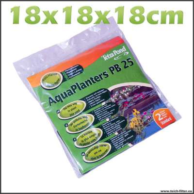 Tetra Teichpflanzen Körbe PB25