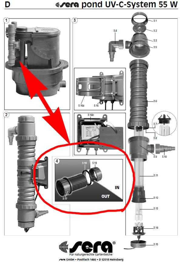 sera-verbindung-anschluss-ersatzteil-uvc-system-teichfilter