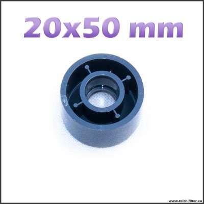 20 x 50 mm Reduzierung als Adapter