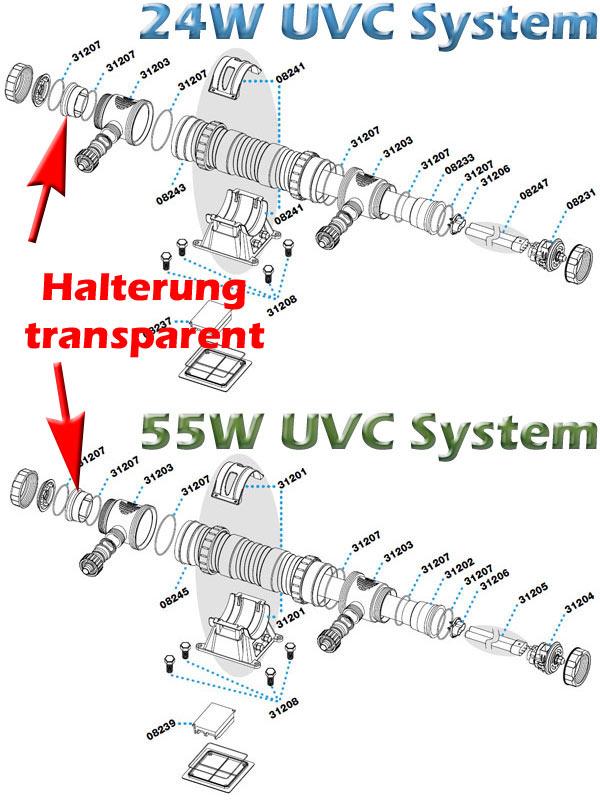 sera-24-55-w-uvc-system-halterung-transparent