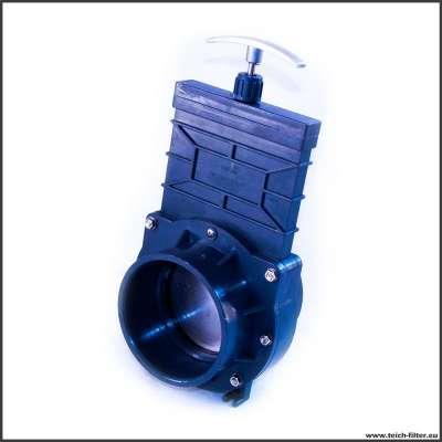 PVC Zugschieber 110 mm
