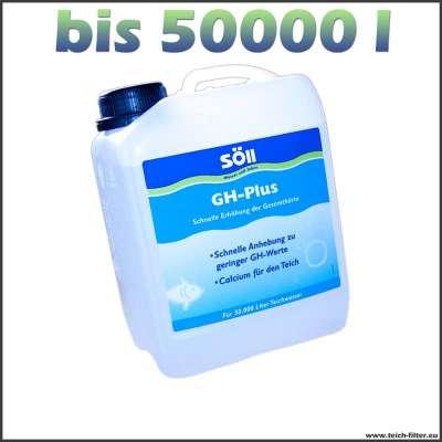 2,5 l Söll GH-Plus für Gesamthärte bis 50000 l Wasser