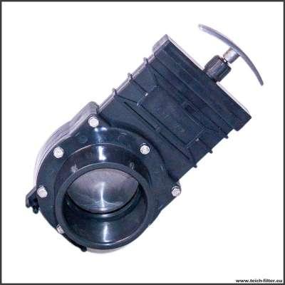 DN 90 mm Eco Zugschieber preisgünstig