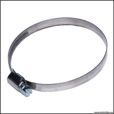 70-90 mm Schelle W2 für Rohr und Schlauch mit 75-85mm