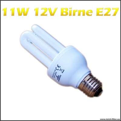 11W 12V Birne mit E27 Fassung für Solaranlagen günstig kaufen