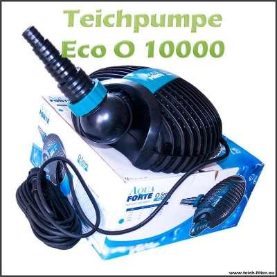 Teichpumpe Eco O 10000 für Filter und Skimmer