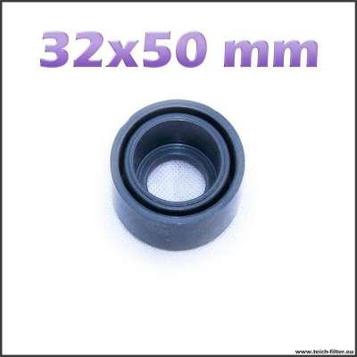 32 x 50 mm Reduzierung als Kunststoffring