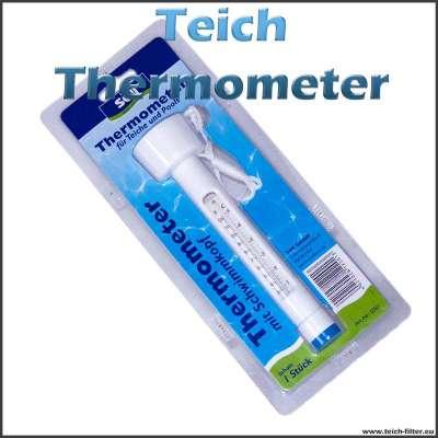Schwimmendes Thermometer für Teich und Pool von Söll