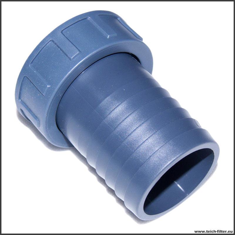 Anschlussbogen 50 mm mit Innengewinde