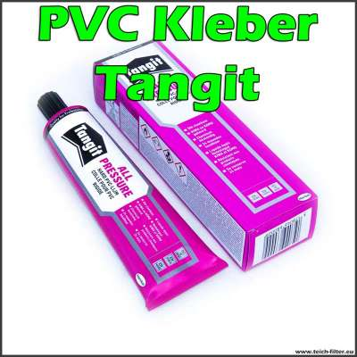 125 g PVC Kleber in der Tube Tangit All Pressure